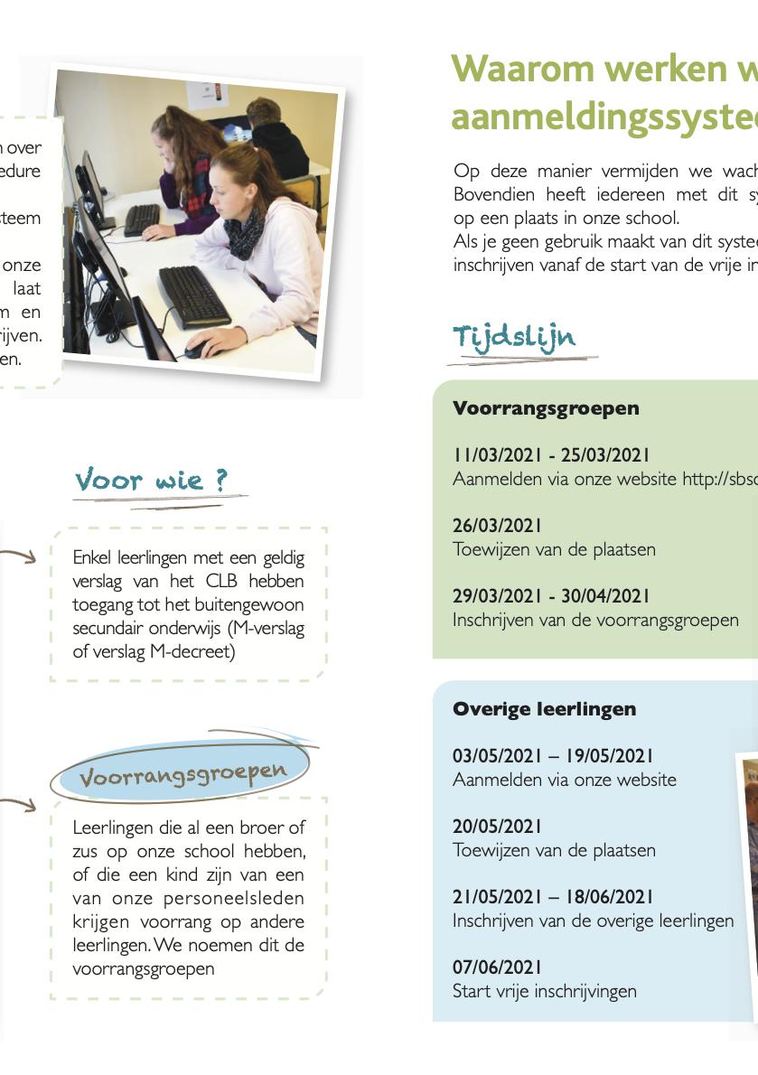 Infobrochure Groenlaar 2