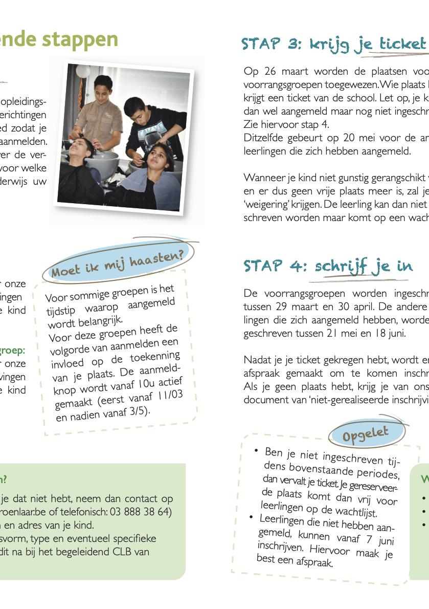Infobrochure Groenlaar 3